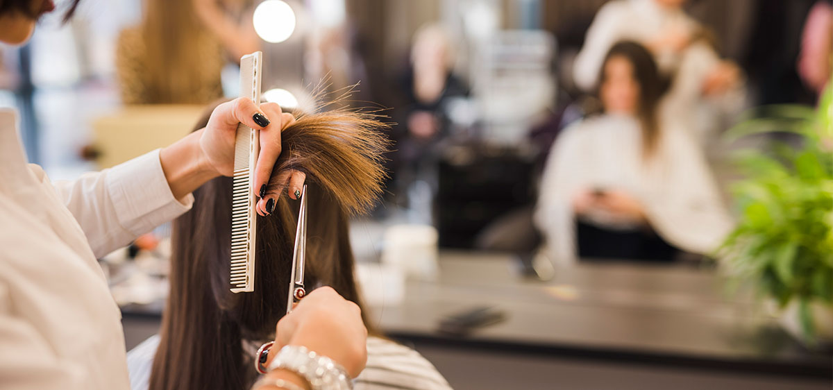publicidad para peluquerias centro de belleza y spa
